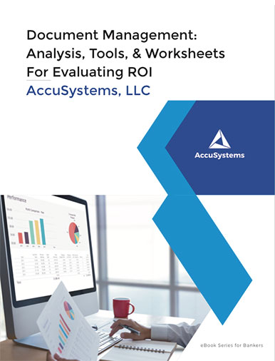 Document management analysis, tools and worksheets ebook cover