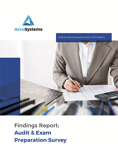 Audit and exam preparation survey findings report cover